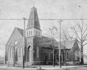 Arkadelphia Baptist Church in the 1890s. Image courtesy of the Clark County Historical Association and Riley-Hickingbotham Library Special Collections.