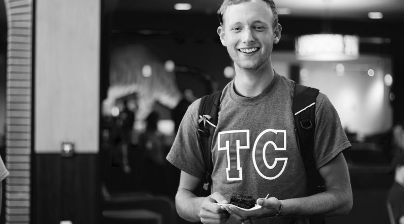 Humans of OBU: Freshman Move, Austin Sowerbutts