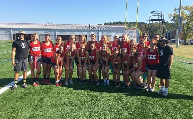 BOTR men and women's intramural football championship