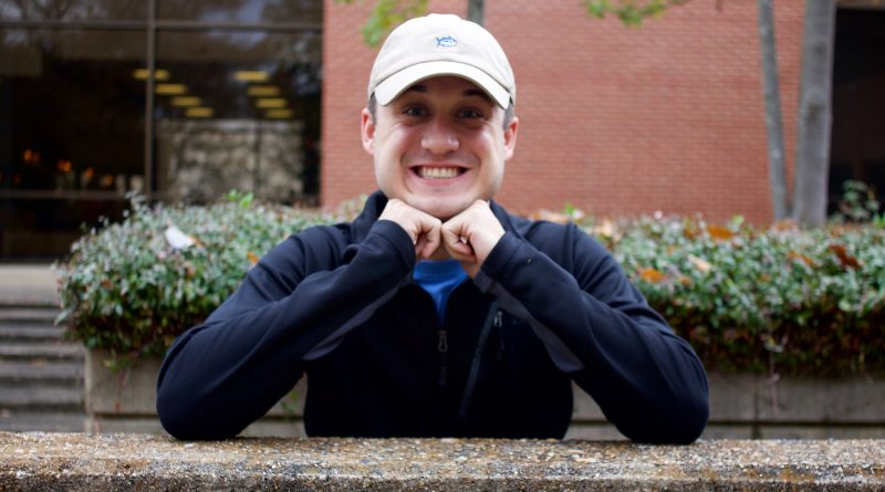 Humans of OBU: Jonathan Dixon