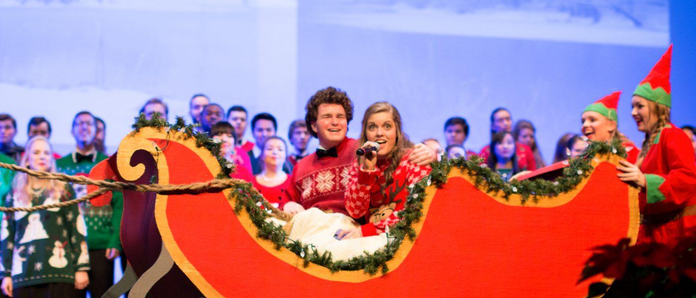 Ouachita to present 24th annual Festival of Christmas
