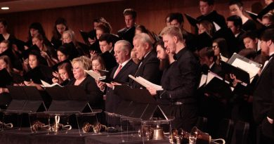 Christmas at Ouachita entails many beloved traditions