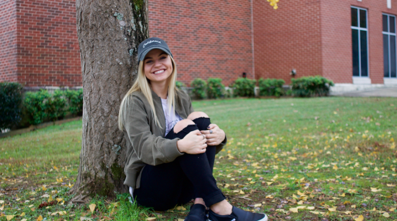 Humans of OBU: Alyssa Delker