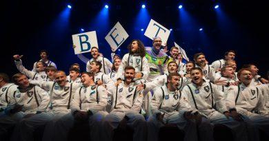 A spirit of excellence: the men of Beta Beta