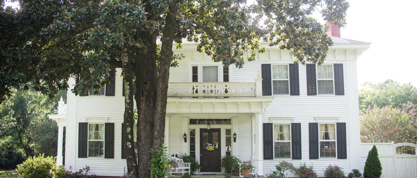 Magnolia Manor: as rich in history as it is in beauty