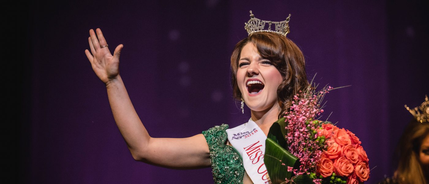 Pitts crowned Miss OBU
