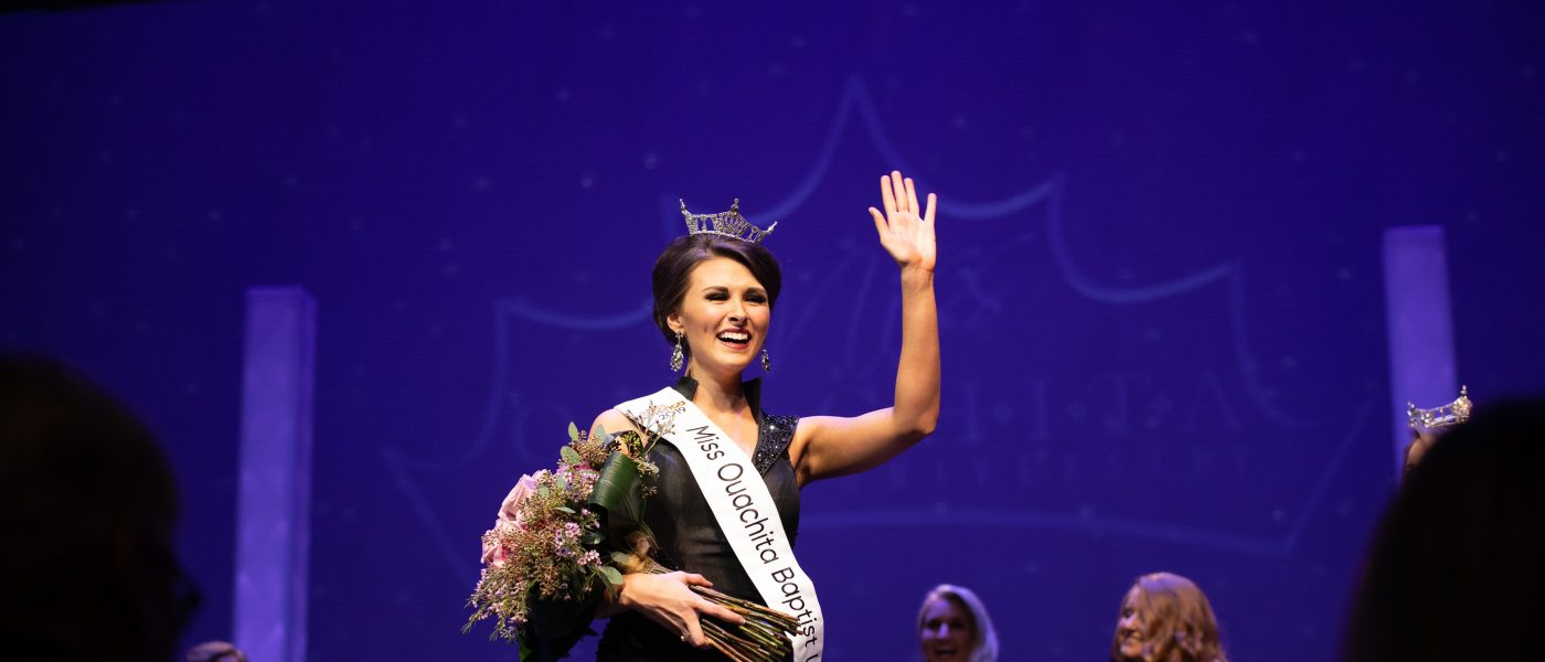 Williams crowned Miss Ouachita Baptist University 2019